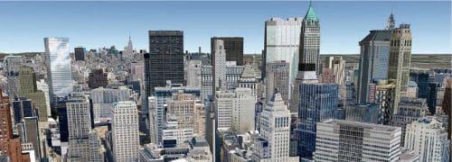 Class A High Rise Buildings