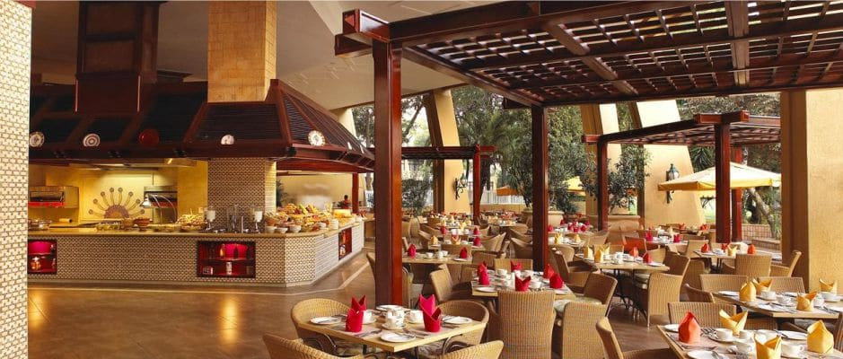 Sun City - Sun Terrace Restaurant